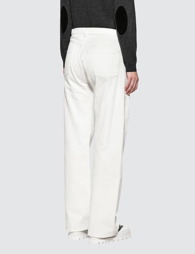 Maison Margiela 5 Pockets Pants
