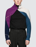 Raf Simons Knitted Sleeves With Elastic Picture