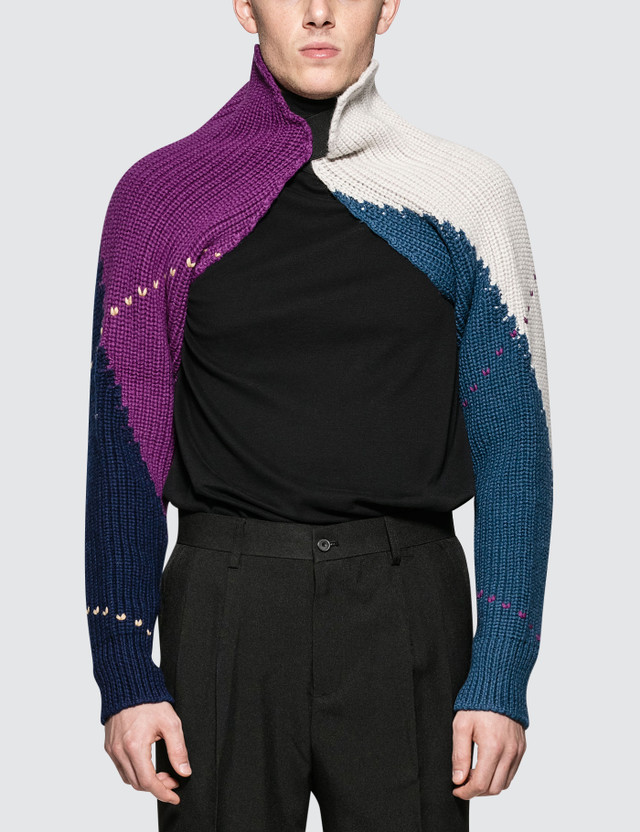 ae8218b0363844 Raf Simons - Knitted Sleeves With Elastic | HBX