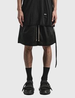 Rick Owens Drkshdw Faun Shorts