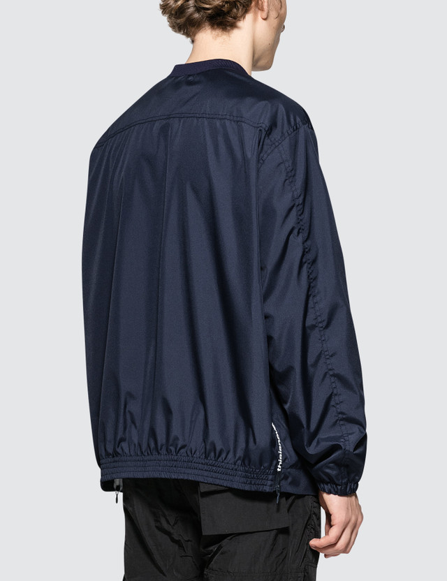 Thisisneverthat Side Zip Track Top