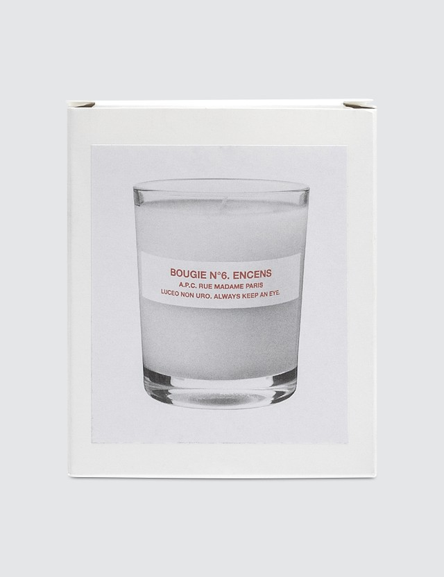 A.P.C. Encens Scented Candle