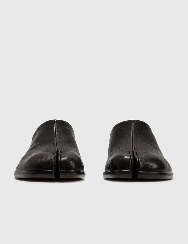 Maison Margiela Slip-on Tabi Shoes Black Women