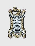 RAW EMOTIONS Small Tibetan Tiger Rug Picutre