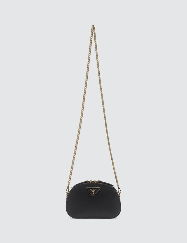Prada Odette Saffiano Belt Bag