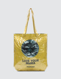 Pleasures Mama Plastic Tote Bag Picture