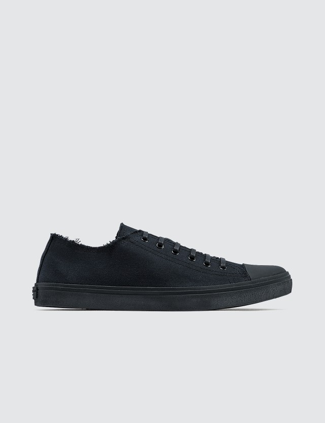 Saint Laurent Bedford Sneakers Black  Men