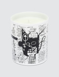 "Ligne Blanche Jean-Michel Basquiat ""Return Of The Central Figure"" Perfumed Candle Picture"