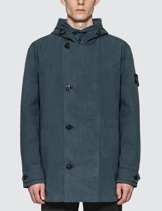 Medium Length 4 Button Jacket