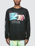 Infinite Archives Infinite Archives X Matt Mccormick Forever In Our Hearts L/S T-Shirt Picture