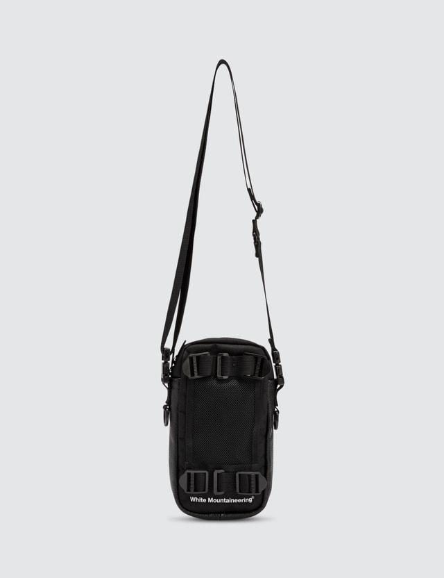 White Mountaineering Mesh Shoulder Bag