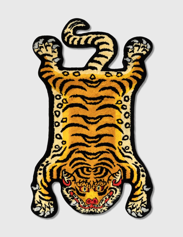 RAW EMOTIONS Tibetan Tiger Rug
