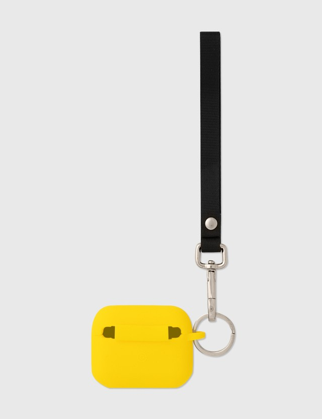 Palm Angels Palm Angels AirPods Pro Case Yellow Men
