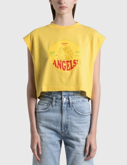 Palm Angels Cotton Muscle T-shirt