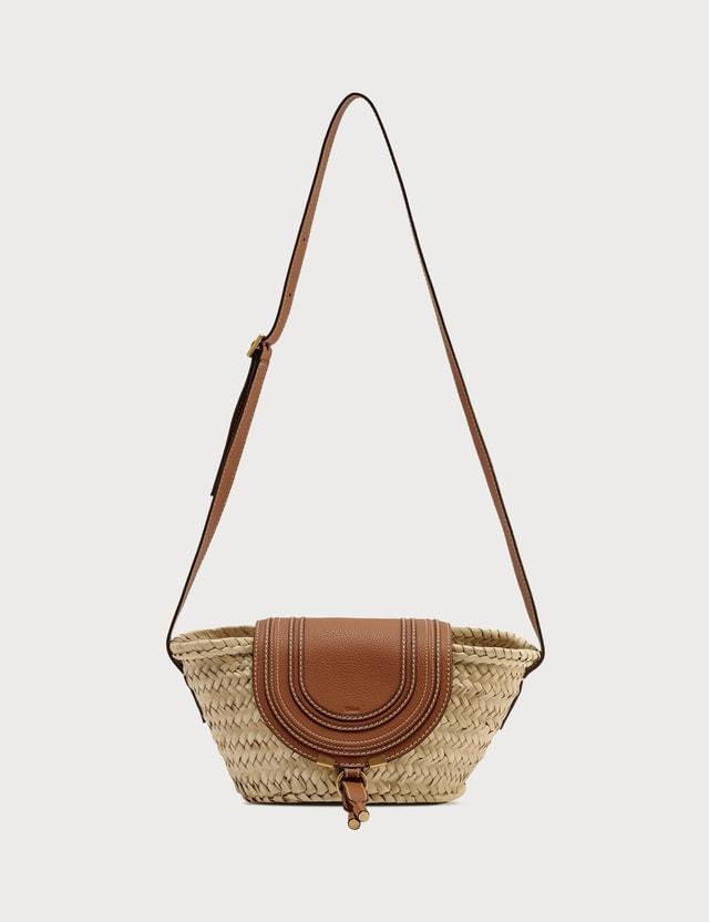 Chloé Basket Leather Crossbody Bag