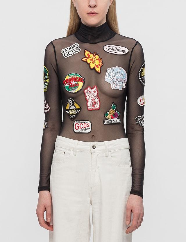 Patch Bodysuit