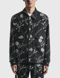 Mastermind World Monogram Denim Trucker Jacket Picture