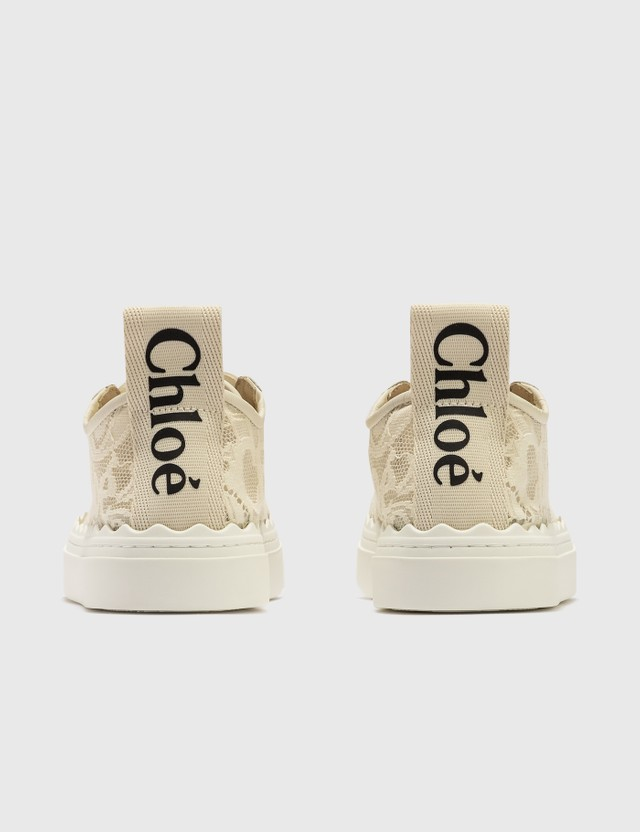 Chloé Lauren Sneakers Mild Beige Women