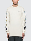 Off-White Diag Colored Arrows L/S T-Shirt