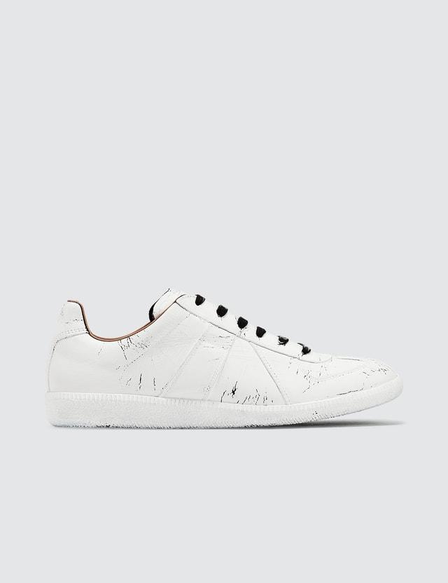 Maison Margiela Replica Painted Sneakers
