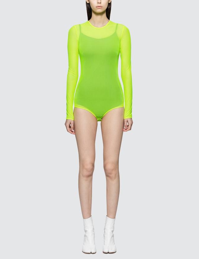 Maison Margiela Matching Body Yellow Women