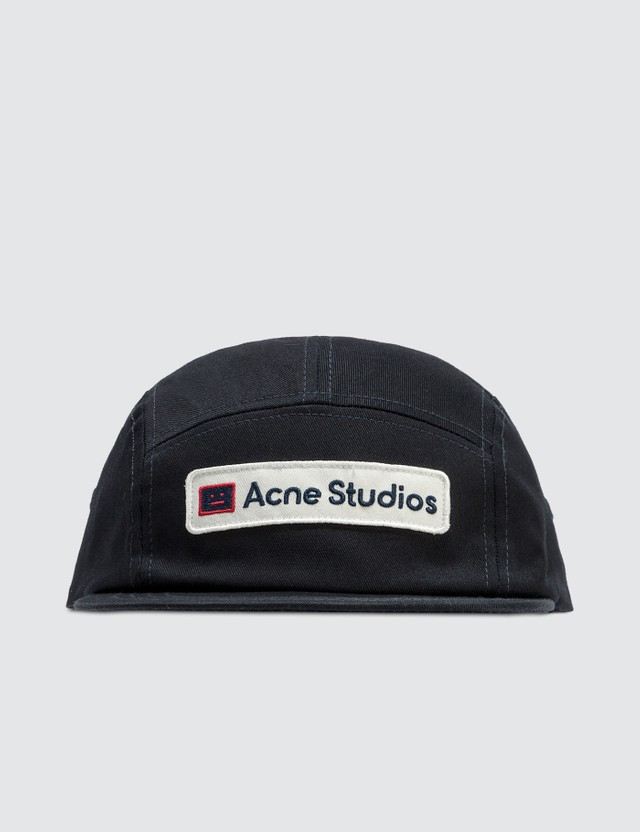 Acne Studios Logo Patch Cap