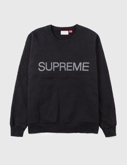 Supreme Supreme Black Pullover