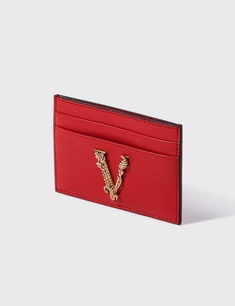 베르사체 Versace Virtus Card Case