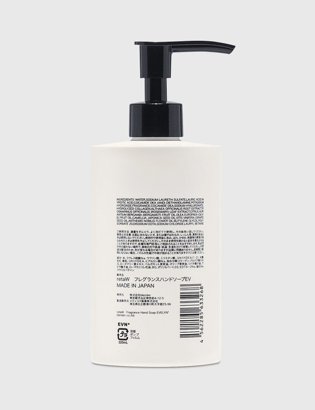 Retaw EVELYN* Fragrance Hand Wash White Men