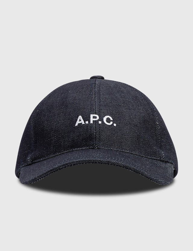 A.P.C. Charlie Denim Cap