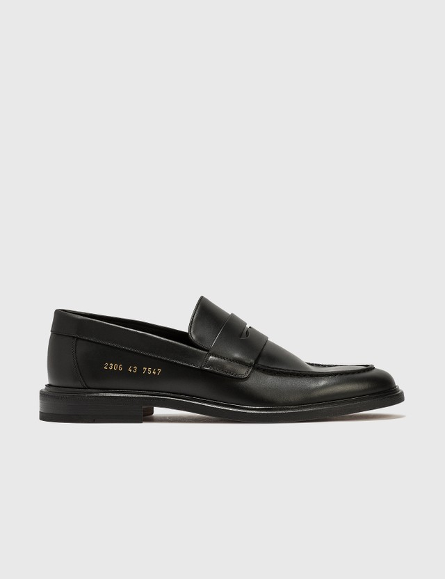 Common Projects Loafer Black Men