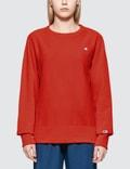Champion Reverse Weave Classic Sweatshirt Picture