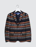 Junya Watanabe Jacquard Wool Blazer 사진