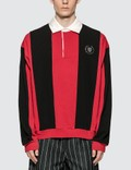 Alexander Wang Heavy Jersey Rugby Polo Shirt Picture