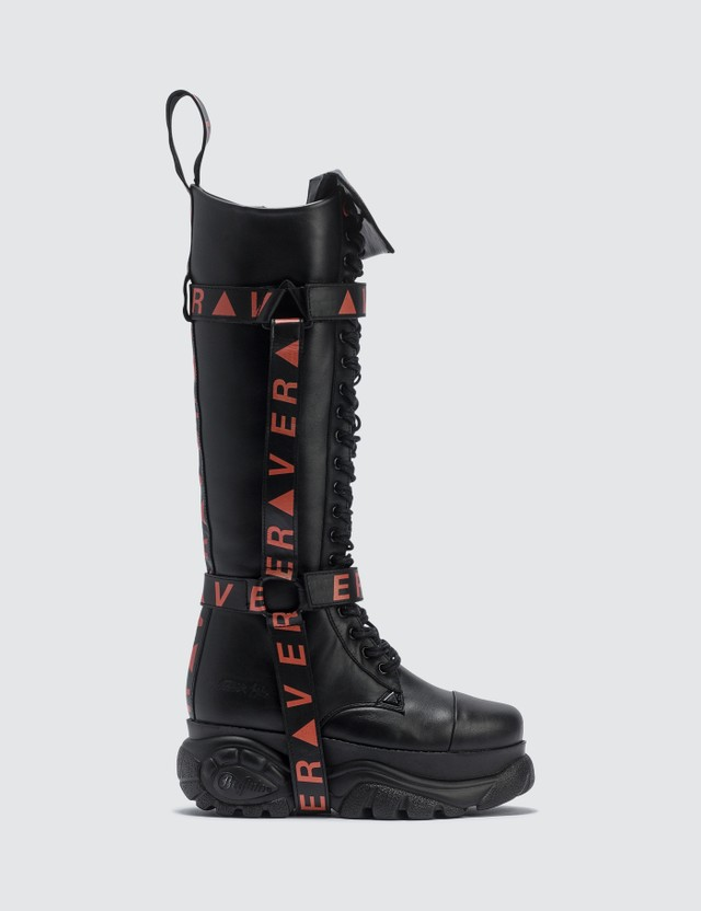 Buffalo London Buffalo X Patrick Mohr Rave High Boots