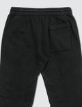 Denim By Vanquish & Fragment Icon Print Sweat Pants (18aw)