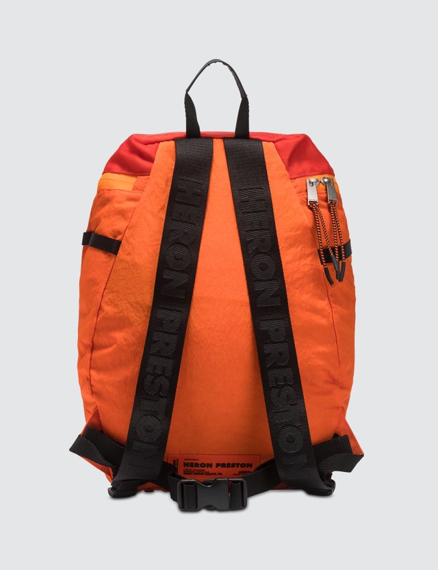 Heron Preston Foldable Backpack