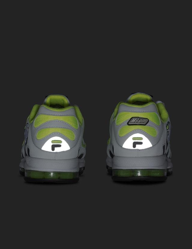 MSGM Fila x MSGM Sneakers Yellow Men