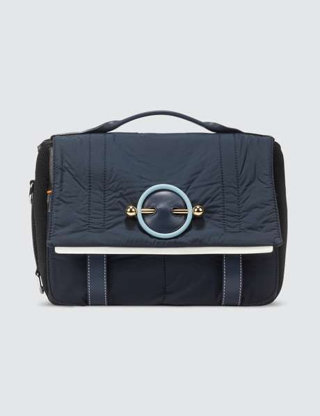 JW앤더슨 사첼백 JW Anderson Nylon Satchel Shoulder Bag