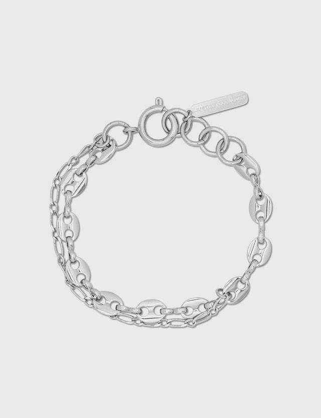 Justine Clenquet Alexis Bracelet Silver Women