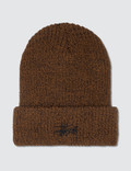 Stussy Olive Melange Beanie Picture