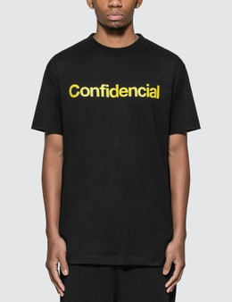 Marcelo Burlon Confidencial T-shirt