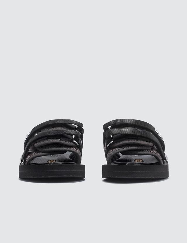 Suicoke Snake-Effect Moto-VSNK Sandals