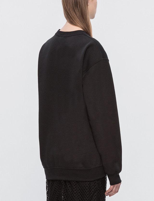 non trouvé paris Slimane Sweatshirt