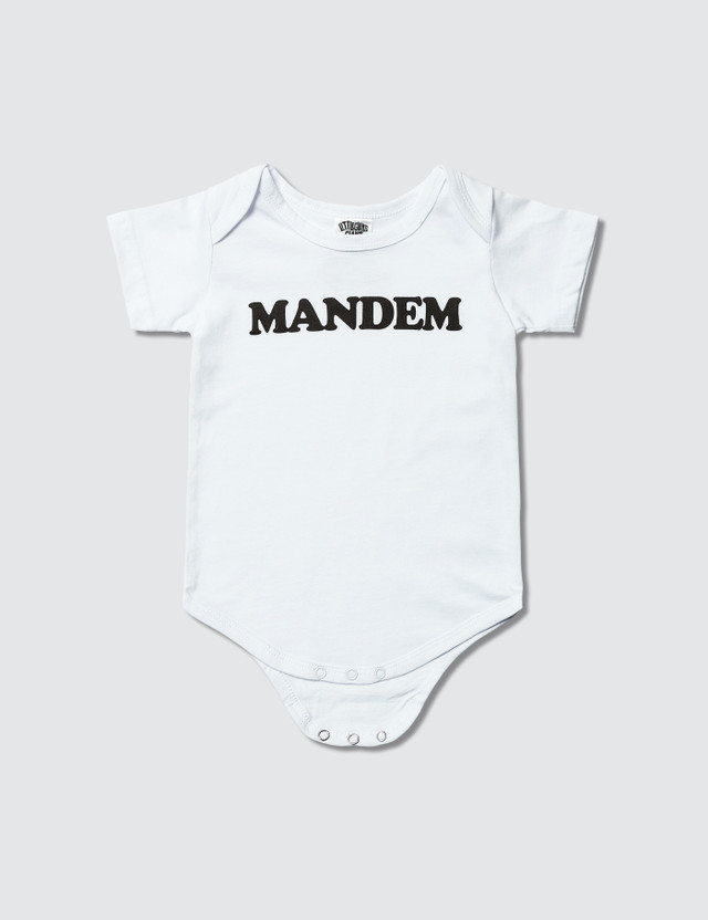 Little Giants | Giant Shorties The Mandem Onesie