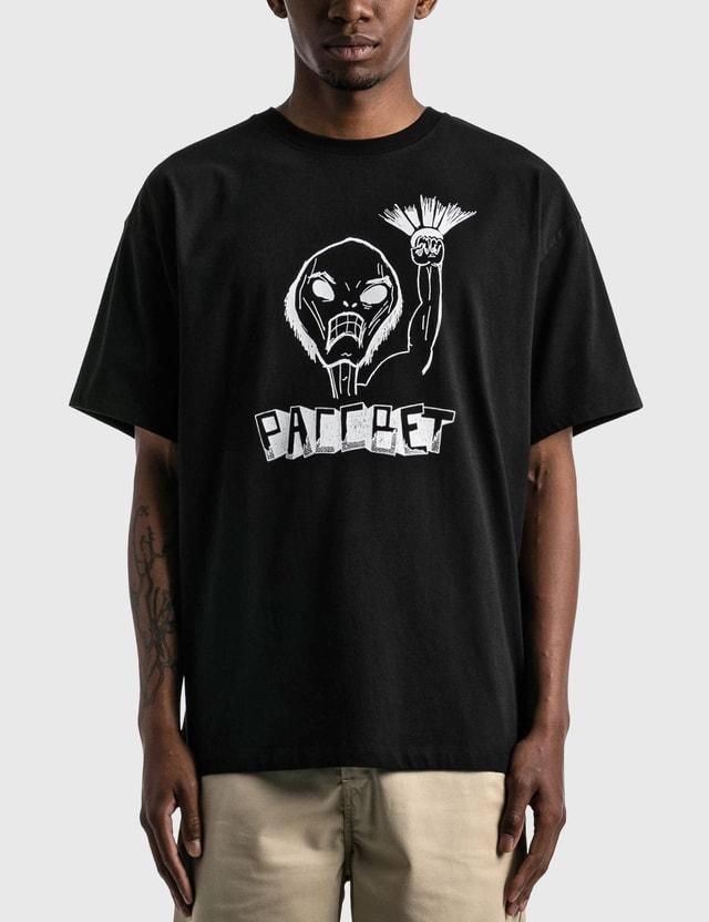 Rassvet Alien Graphic T-shirt Black Men
