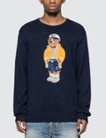 Polo Ralph Lauren Polo Bear Jacquard Sweater Picture