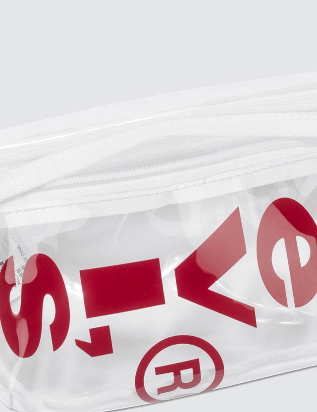 Levi's Levi's Logo Clear PVC Waist Bag