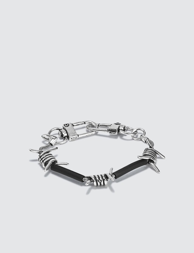 Heron Preston Barbwire Bracelet