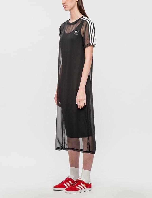 Adidas Originals 3 Stripes Layer Dress